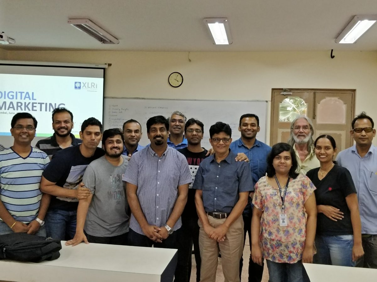 Digital Marketing Training Courses at XLRI
