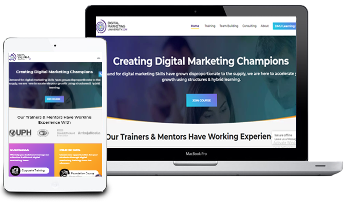 Digital Marketing University