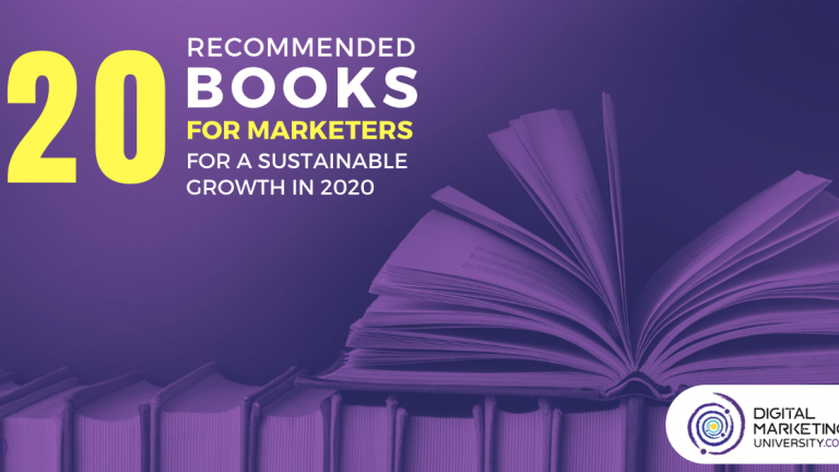 "alt=""20 Books Recommended by Successful Marketers for 2020"""